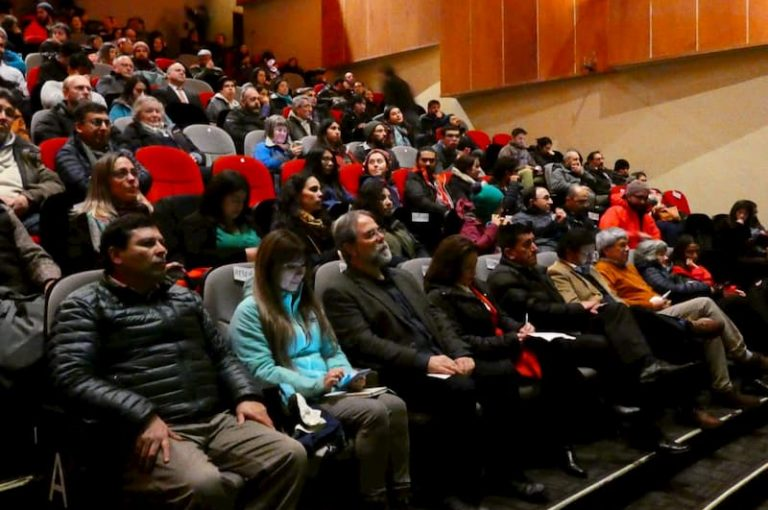 Seminario Microbosques Aysén