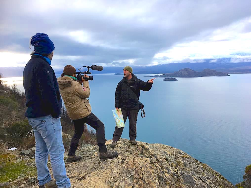 Una geografía del imaginario en la Patagonia Chilena