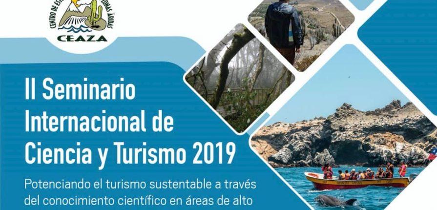 II Seminario Internacional de ciencia y turismo