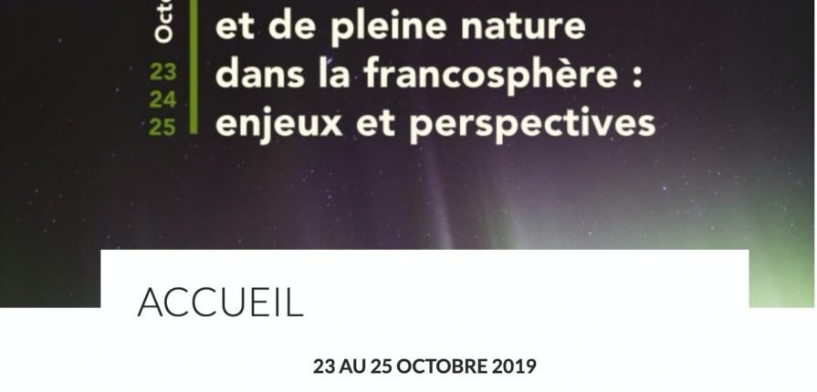 Symposium Quebec-Canada