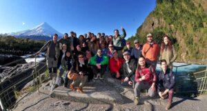 Ciep y UACh organizaron el primer encuentro internacional de turismo científico para emprendedores