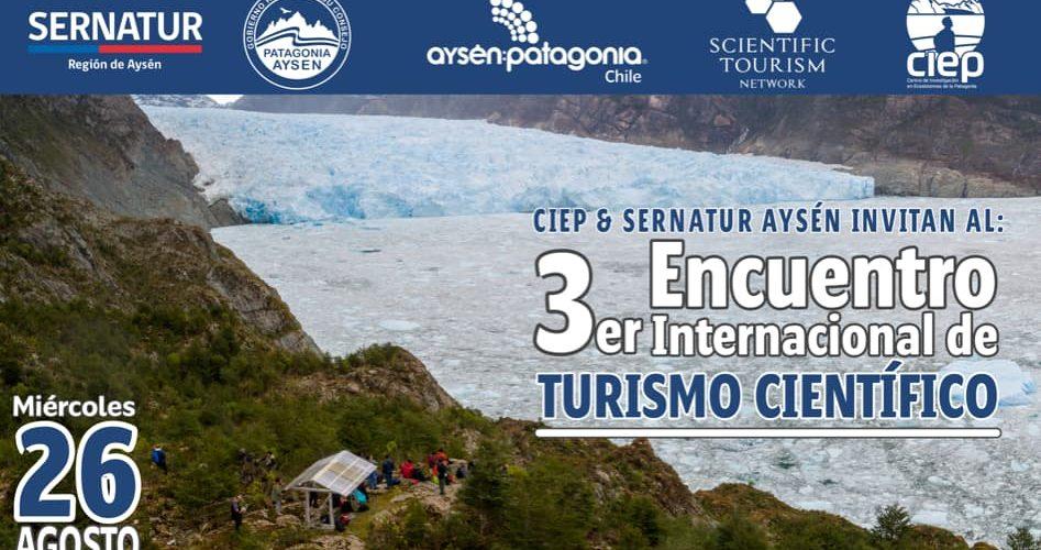 Resumen de actividad del 3er Encuentro Internacional de Turismo Científico