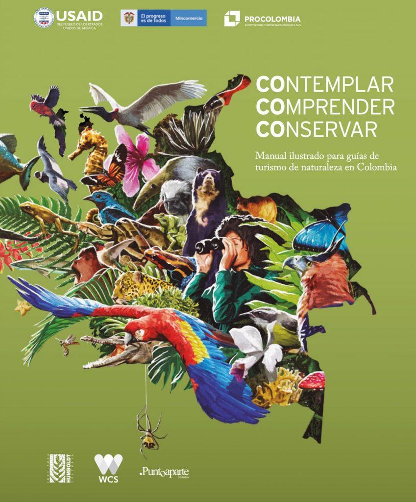 Portada manual de naturalesa colombia