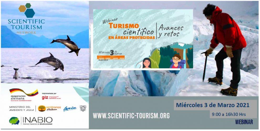 Webinar de Turismo Científico 03 MARZO – INABIO